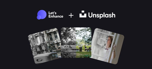 Let's Enhance + Unsplash